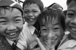 Vietnamese-Children