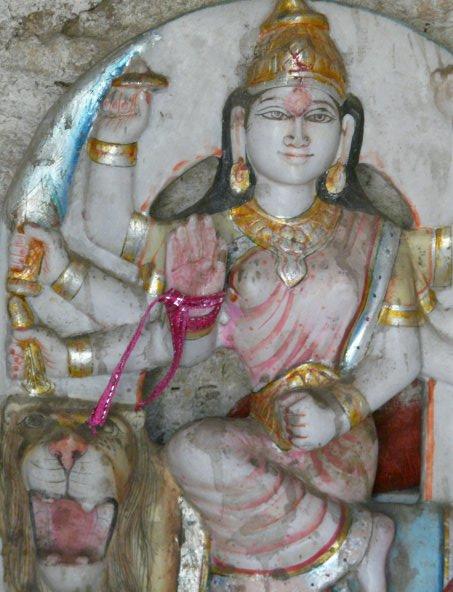 DurgaMountainShrine